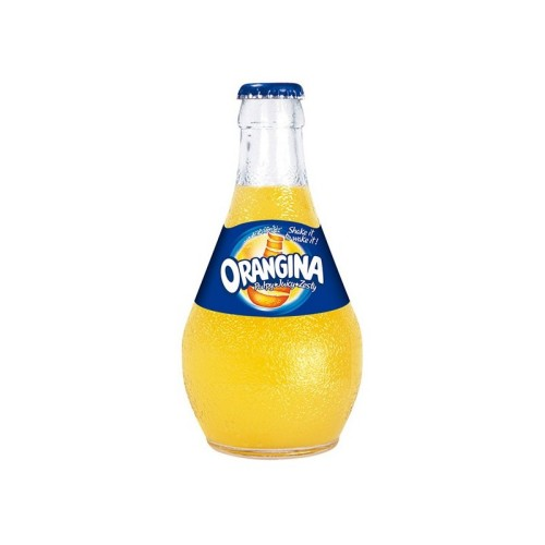 Orangina regular 0.25l