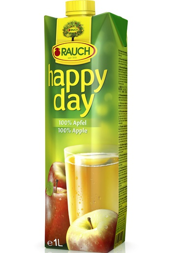 Rauch Happy Day Jablko 100% 1l